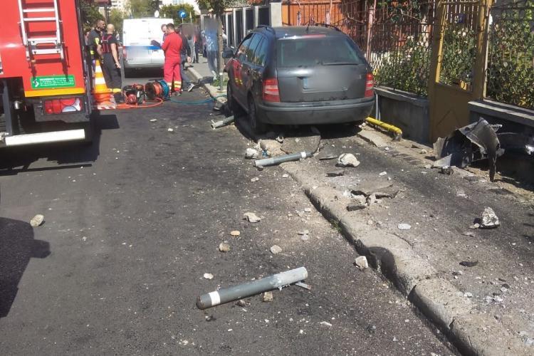 Accident MORTAL în Cluj-Napoca. Un șofer a acroșat 3 pietoni și unul dintre ei a murit - FOTO / VIDEO