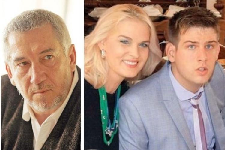 """Dan Chișu a refuzat constant să își recunoască fiul: """"Nu pot să recunosc un copil venit din senin"""""""