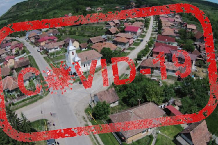 Cluj: Carantină de noapte în patru comune din județul Cluj