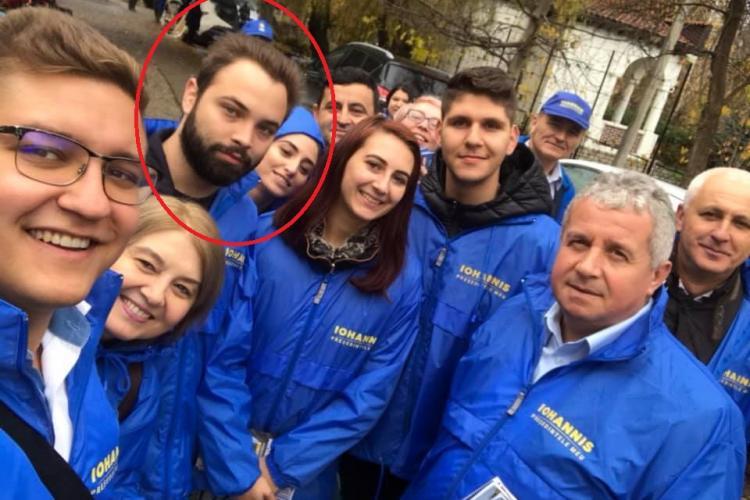 """Liberalii clujeni învață de tineri să """"toarne"""". Consilierul lui Daniel Buda, prins când își înregistra colegii - FOTO"""