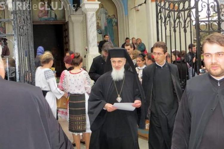 A murit bunul episcop Vasile Someșeanul