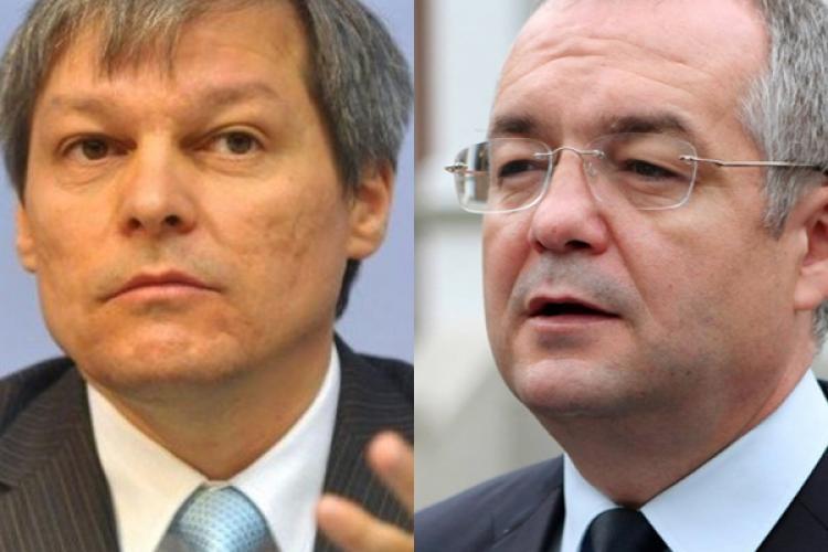 Dacian Cioloș discută frecvent cu Emil Boc: Cu Ilie Bolojan nu am vorbit de ceva vreme