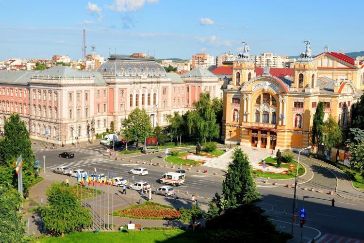 Rata de infectare în Cluj-Napoca, trecută de 7.5. Municipiul se apropie de 8 la mie