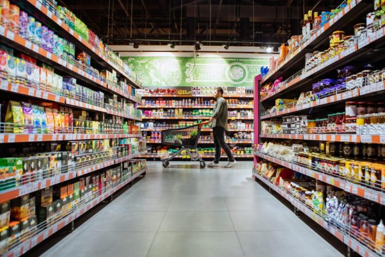 Oțet falsificat depistat în marile magazine