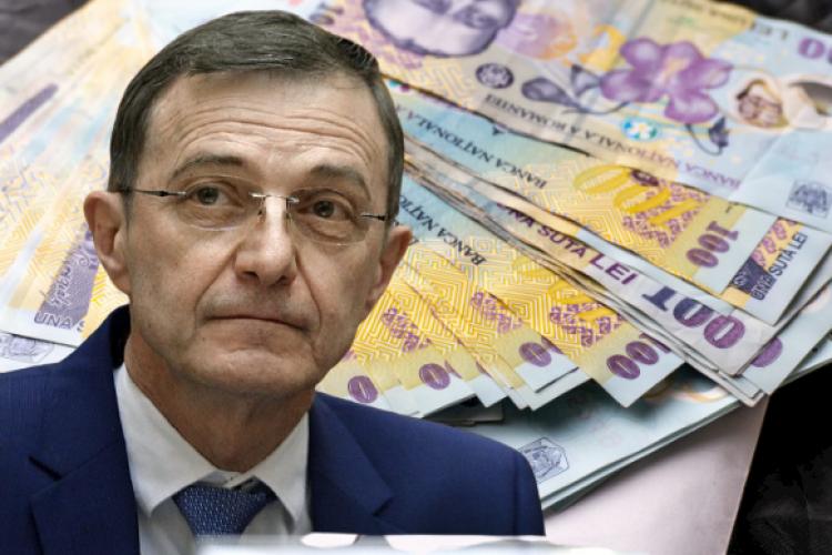 Ce avere are Ioan Aurel Pop, puternicul și influentul președinte al Academiei Române