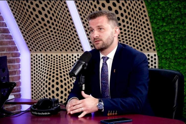 """Primarul comunei Florești, Bogdan Pivariu, s-a săturat de scandal și vrea acțiune: Aș vrea să terminăm cu """"ura și heităreală"""" - VIDEO"""