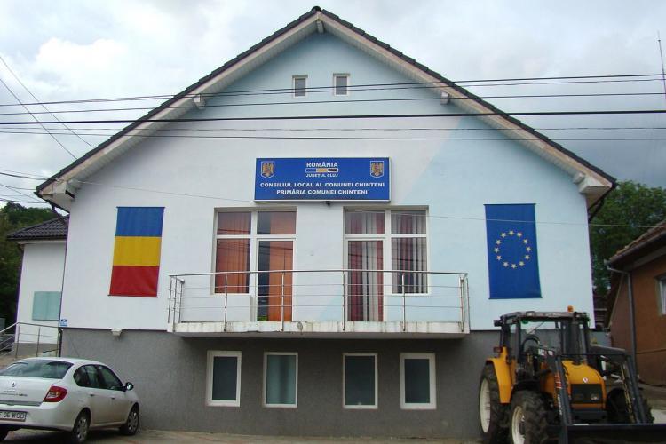 Primăria Chinteni rezolvă o problemă cerută în fiecare comună din zona Clujului