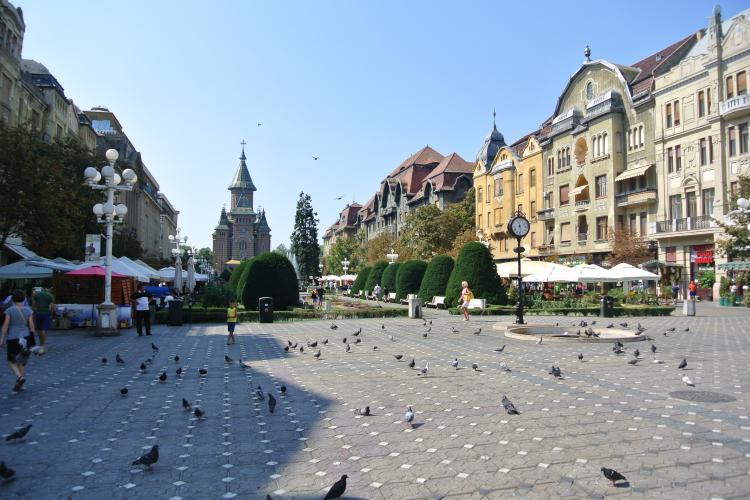 Timișoara, primul mare oraș care a depășit pragul de 6 la mie. Clujul a ajuns la 5.18. Ce restricții se vor impune?