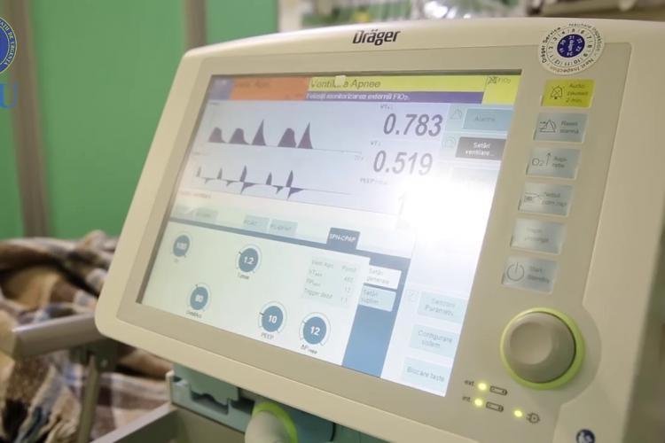 Zece copii internați cu COVID la Spitalul de Copii din Cluj. Unul are 3 ani și e la Terapie Intensivă