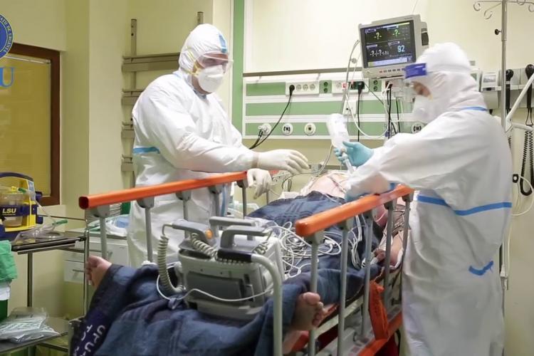 Doar 9.148 noi cazuri de coronavirus, în ultimele 24 de ore. Peste 200 de decese în România