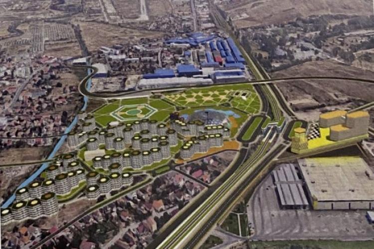 Aquapark -ul Clujului caută finanțare în Germania, la Munchen. Unde ar putea fi construit