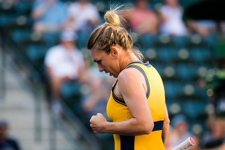 Simona Halep se va vaccina cu a treia doză după turneul de la Cluj