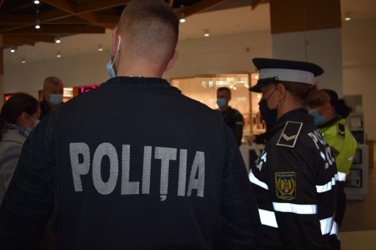 Tâlhari reținuți de polițistii din Cluj. Erau un adevarat pericol public
