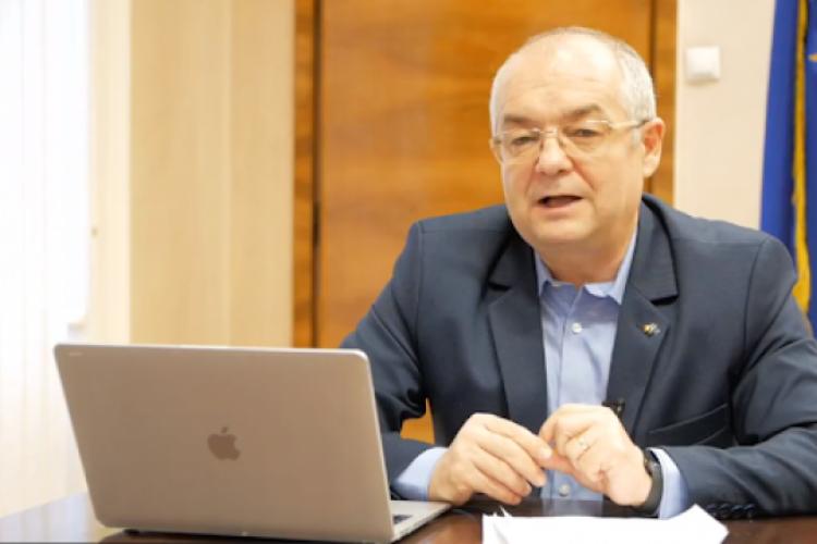 Boc spune cât va mai dura EXPLOZIA de cazuri de COVID de la Cluj-Napoca, după ce a vorbit cu epidemiologii