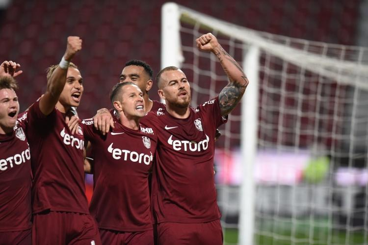 CFR Cluj a primit o veste bombă înainte de meciul din Conference League