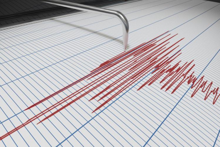 Trei cutremure în România, la distanță de doar câteva ore. Unul dintre ele a fost aproape de Cluj-Napoca