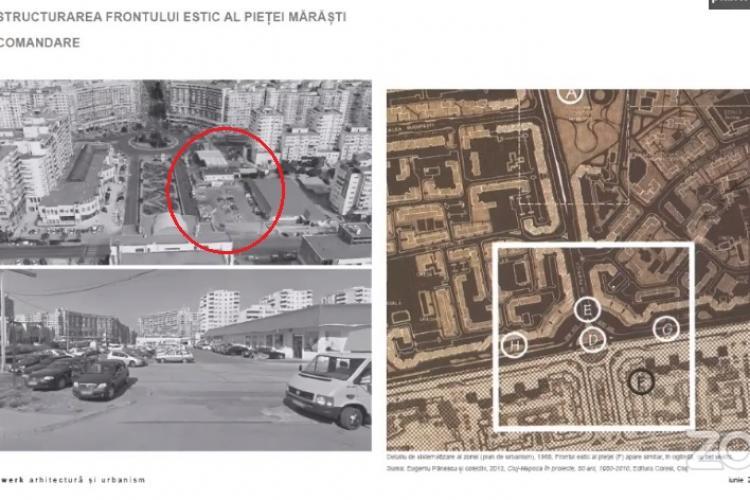 Arhitectii cer mutarea OMV și Profi din Mărăști, pentru că strică imaginea cartierului. Blocurile comuniste nu par, însă să îi deranjeze