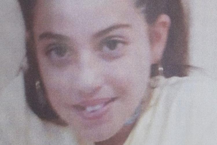 O minoră din Cluj este dispărută de 4 zile. Ați văzut-o? - FOTO