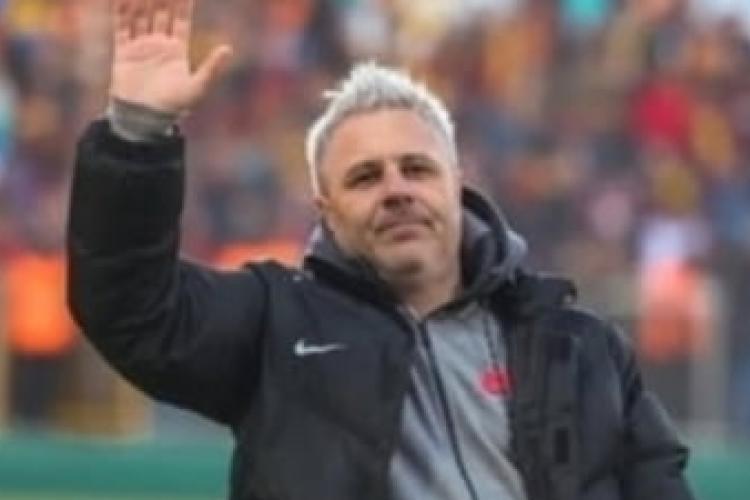 Marius Șumudică: Nu mă întorc la CFR Cluj, nici daca mănânc pâine cu ceapă
