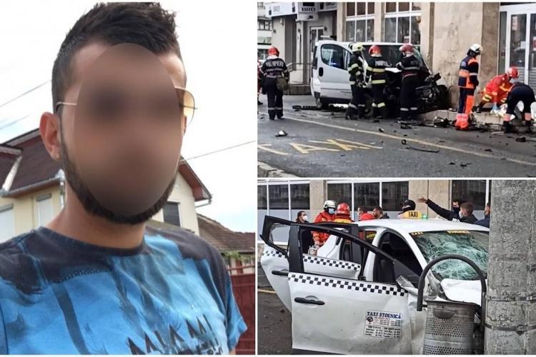 Șoferul drogat care a ucis de Crăciun doi tineri în Baia Mare, condamnat la 5 ani și 10 luni de închisoare