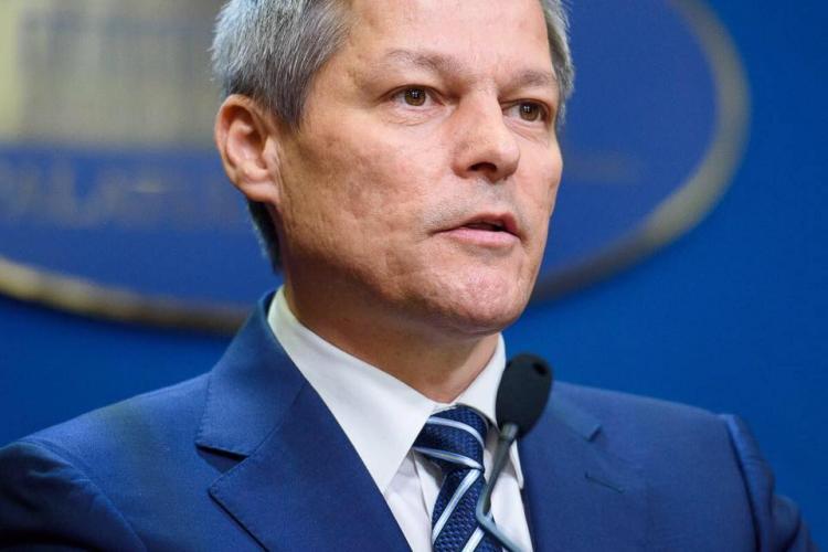 Dacian Cioloș, desemnat premier de președintele Klaus Iohannis