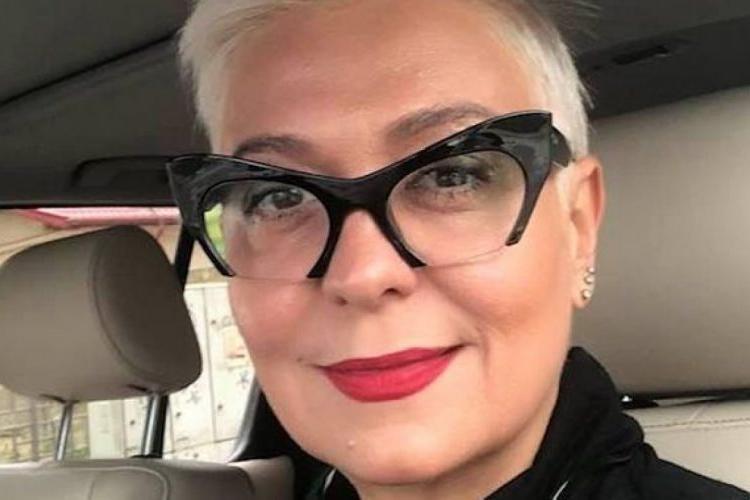 Monica Anghel are COVID, cu toate că este vaccinată