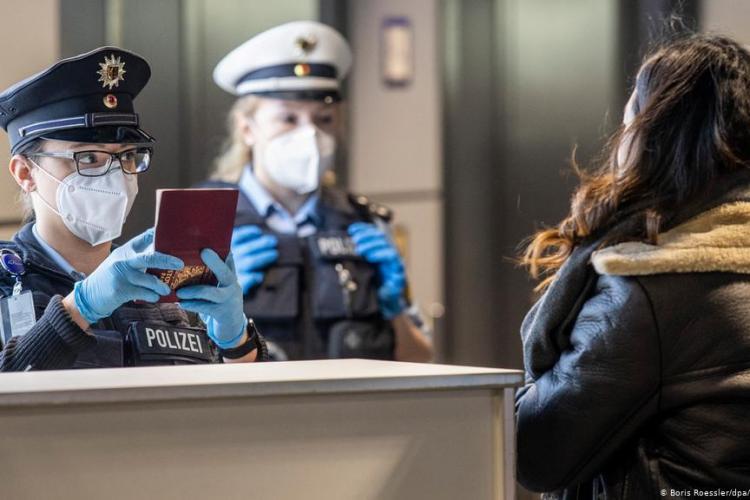 Autoritățile germane au revizuit condițiile de intrare în Germania