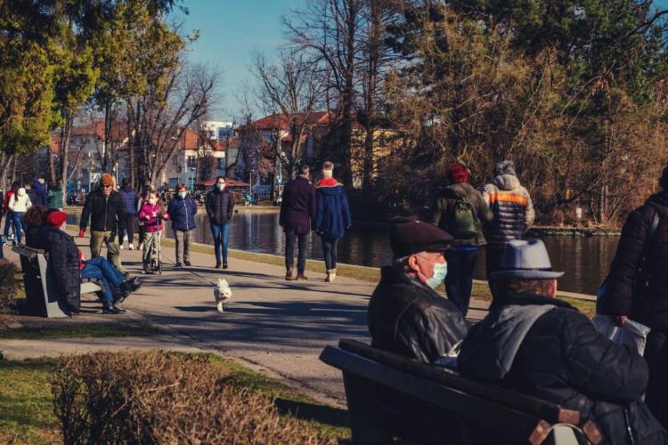 Localități din Cluj cu incidența peste 10 la mie. Cluj-Napoca, la un pas de pragul de 11