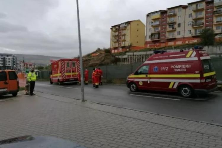 Cluj: O femeie s-a sinucis, arucându-se de pe o clădire. Aceasta suferea după moartea mamei sale