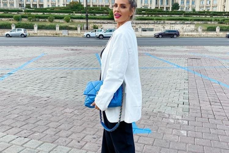Andreea Bănică, criticată pentru o gafă vestimentară: Te îmbraci de le second? - FOTO