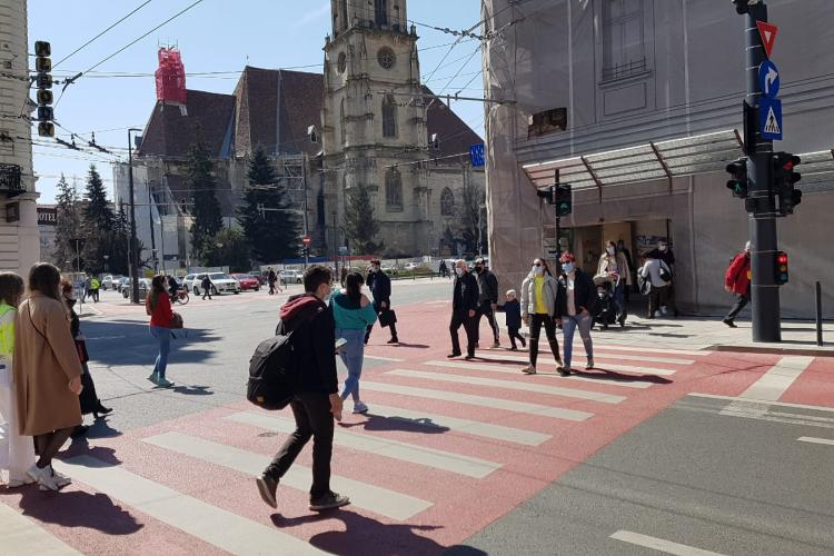 Cluj-Napoca a trecut de 10 la mia de locuitori! Practic, 1 clujean din 100 are Covid