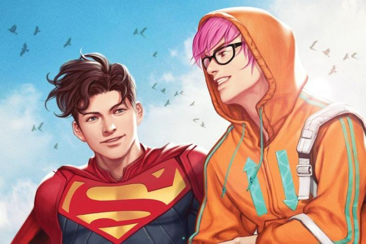 Următorul Superman va fi bisexual și se va numi Jon Kent
