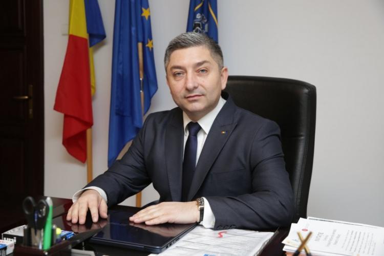Alin Tișe, ales vicepreședinte al PNL. A fost al doilea cel mai votat liberal din Biroul Executiv