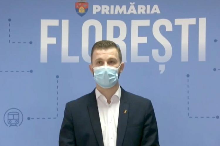 """Pivariu face apel la responsabilitatea floreștenilor: """"Este nevoie de implicarea tuturor floreștenilor"""""""