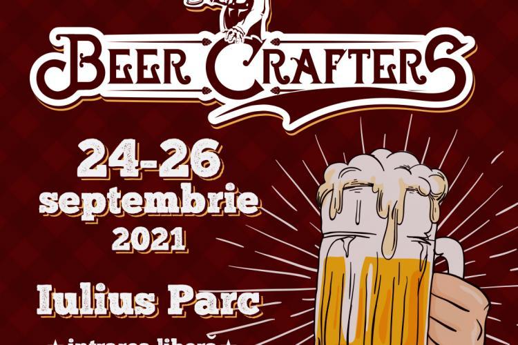 Festivalul dedicat creatorilor de bere se întoarce la Cluj în Iulius Parc în perioada 24 - 26 Septembrie