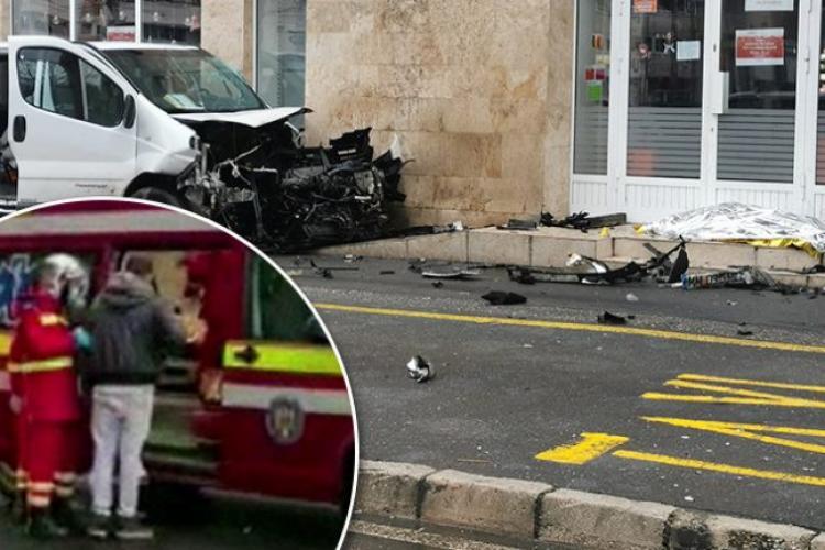 Șoferul drogat care a omorât două persoane în ziua de Crăciun a fost condamnat, în Cluj, la 5 ani și 10 luni de închisoare cu executare