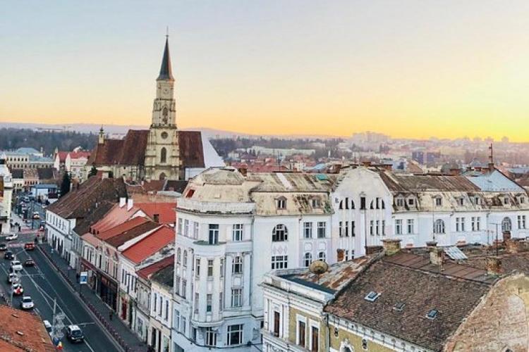 Incidența în Cluj-Napoca ajunge la 11 la mie! Care este situația COVID în localități?