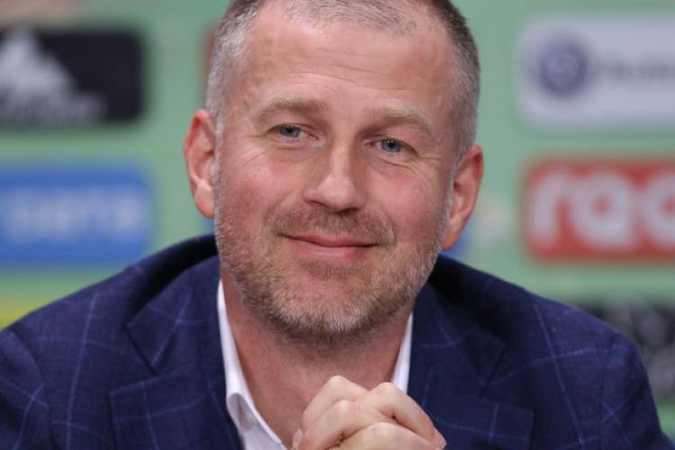 CFR Cluj îi plătește lui Edi Iordănescu o mică avere pentru că l-a dat afară