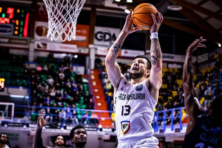 Un nou succes pentru U-BT Cluj în Basketball Champions League