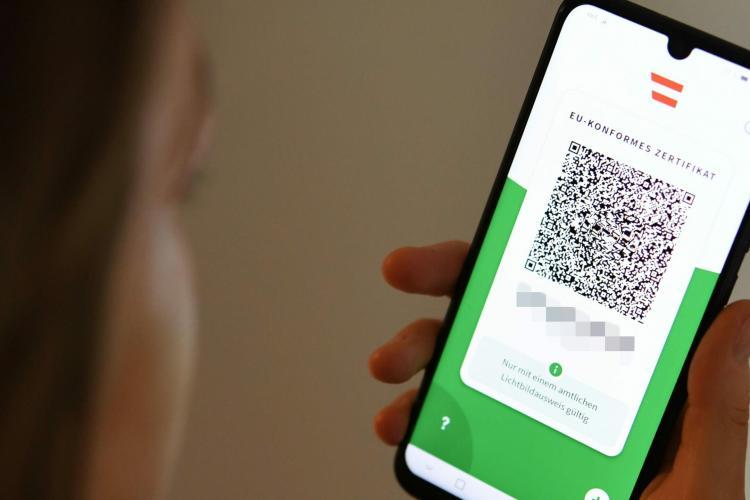 Austria va impune certificatul verde Covid și la locul de muncă