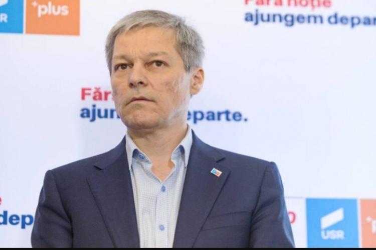 Dacian Cioloș a depus lista miniștrilor: Programul nostru poate să pară dur, dar e nevoie de măsuri excepționale