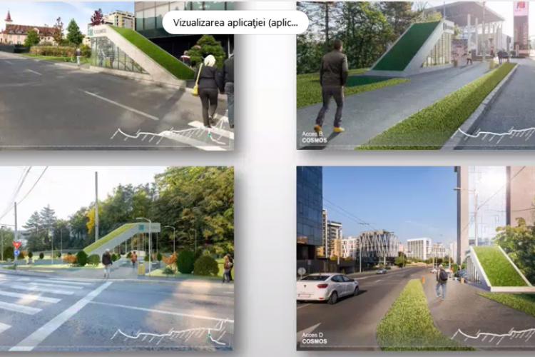 Metroul clujean va scoate din trafic 30.000 de mașini până în 2030