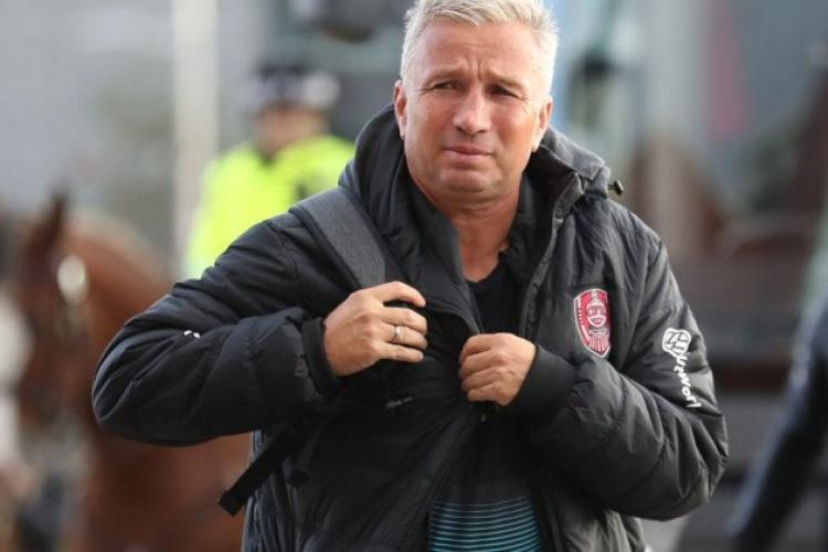 """Va fi demis Dan Petrescu? Ioan Varga, patronul lui CFR Cluj, a răspuns la întrebare. """"Să fie clar!"""""""