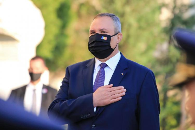 PNL îl propune pe generalul Nicolae Ciucă pentru funcția de premier