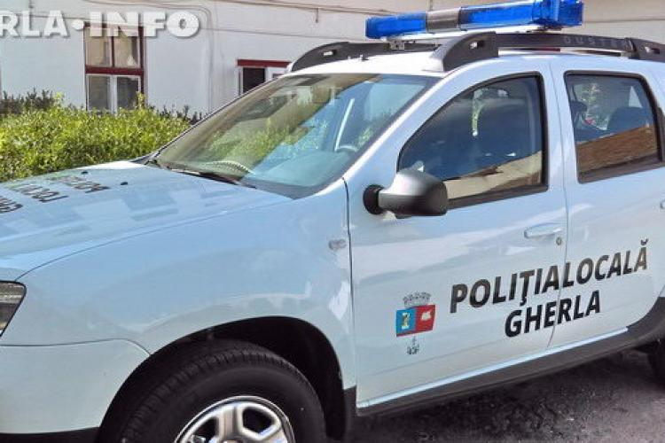 Cluj: Polițist local mort în timpul serviciului