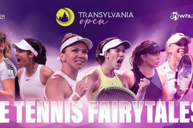"""Transylvania Open WTA250 continuă la Cluj, în ciuda restricțiilor. Directorul turneului: """"Am luat absolut toate măsurile de siguranță"""" - VIDEO"""