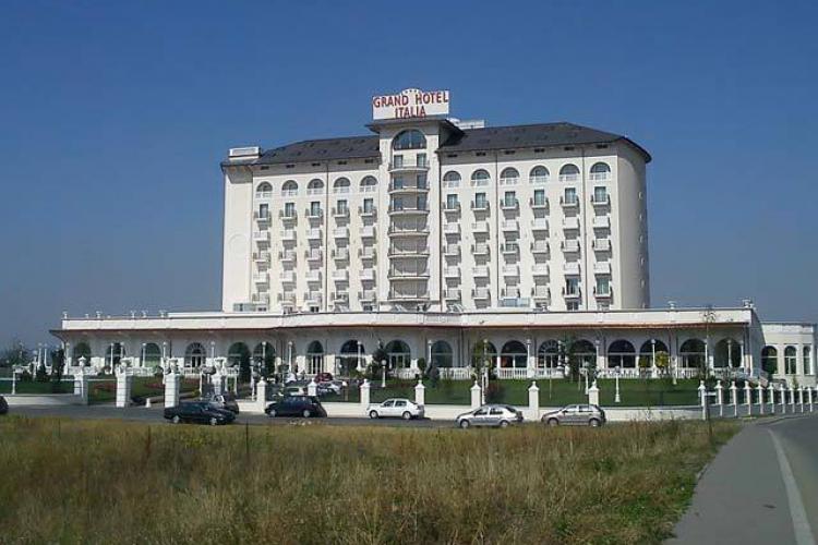 Un medic, fost profesor UMF Cluj s-a sinucis, aruncându-se de la etaj la Grand Hotel Italia - EXCLUSIV