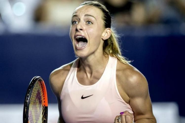 """Vrem turneu cu spectatori!"" Ana Bogdan a emoționat publicul clujean, interzis la Transylvania Open"