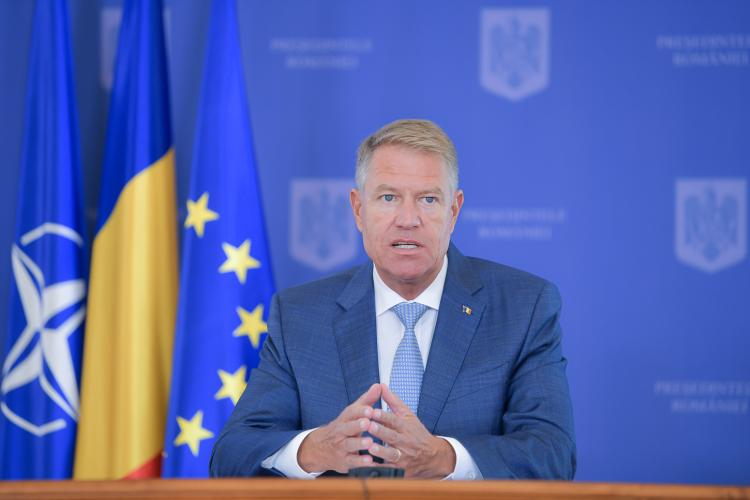 Românii află azi dacă intră din nou în lockdown! Klaus Iohannis cere noi restricții