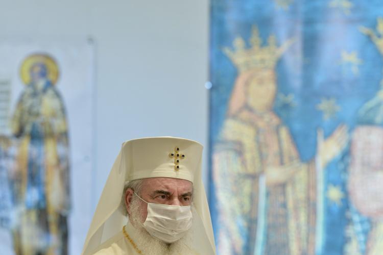 Patriarhul Daniel, mesaj în plin val patru al pandemiei: Rugăciune şi respectarea măsurilor de protecţie
